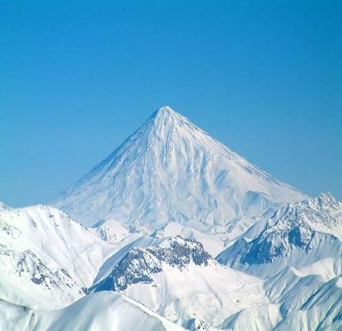پاورپوینت بررسی برفندیل (برف چال)