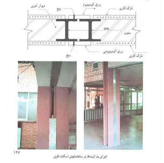 پاورپوینت درز انبساط در ساختمان